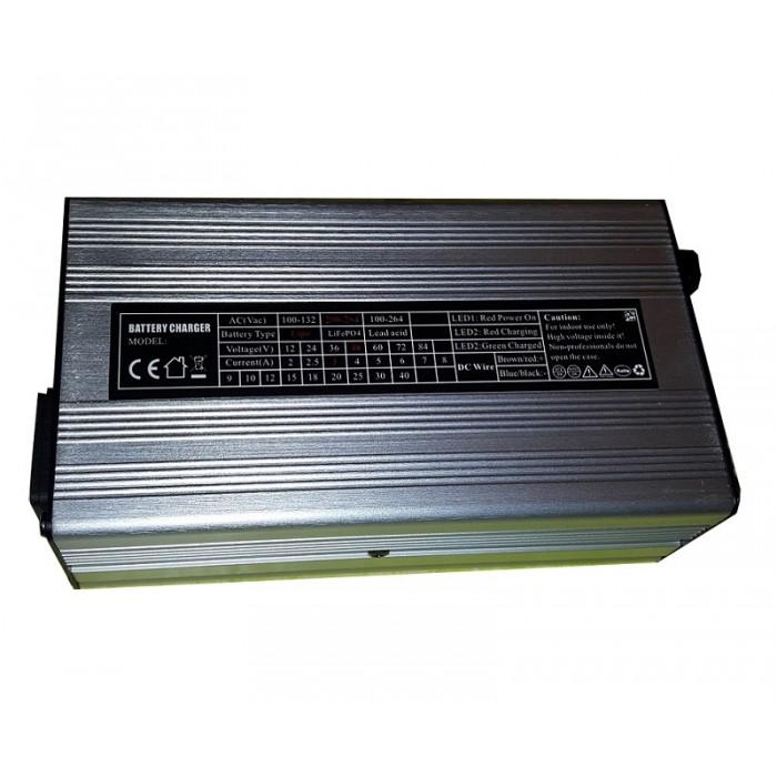 Chargeur 300W pour batterie Lithium